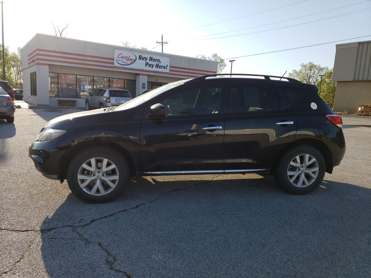 Pre-Owned 2012 NISSAN MURANO