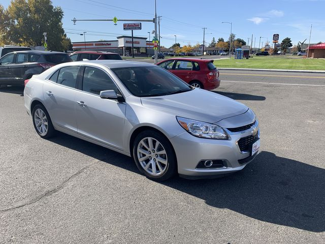 Pre-Owned 2016 CHEVROLET MALIBU LTZ SEDAN