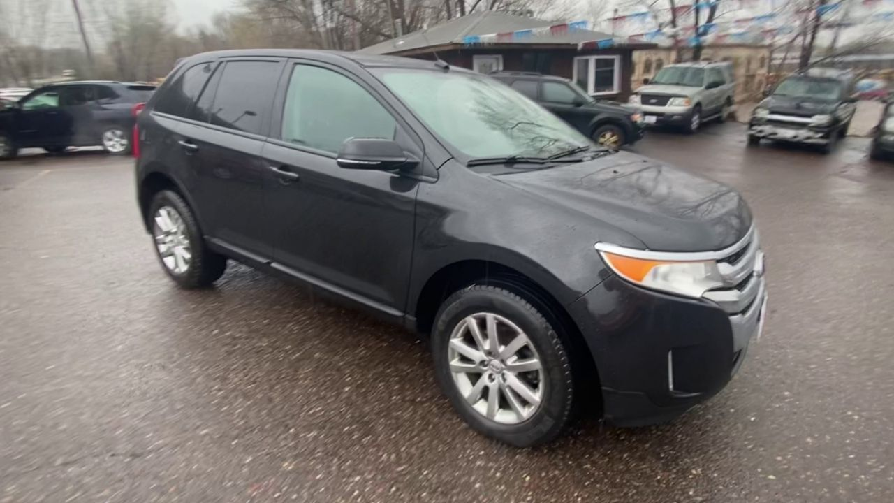 Pre-Owned 2014 FORD EDGE SEL SPORT