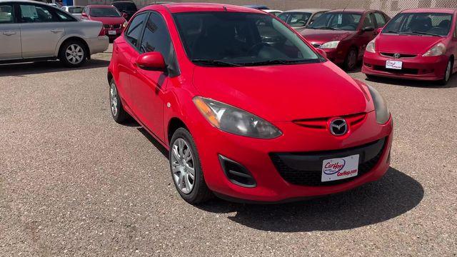 Pre-Owned 2011 MAZDA Mazda2 SPORT HATC