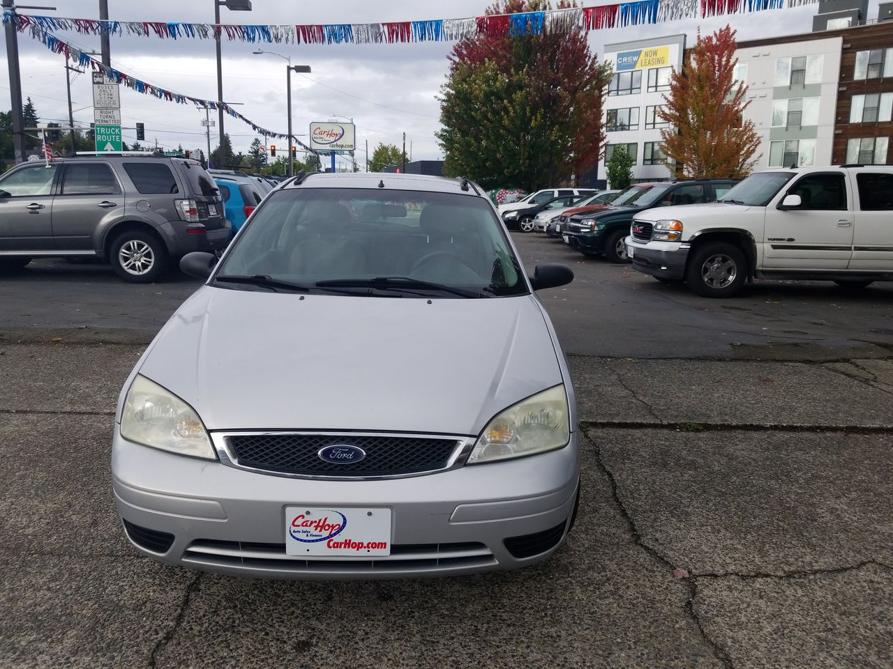 Pre-Owned 2007 FORD FOCUS S HATCHBAC