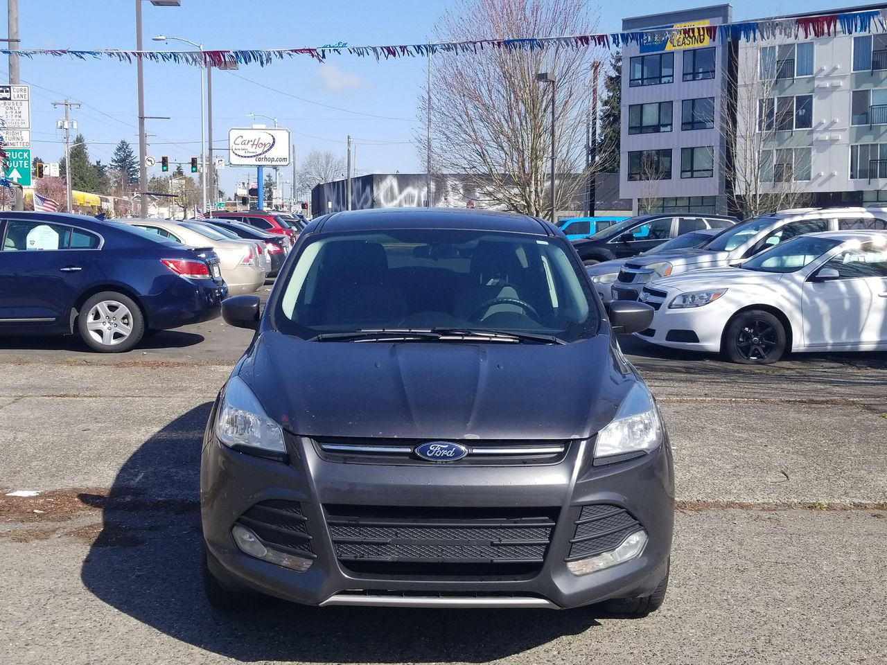 Pre-Owned 2015 FORD ESCAPE SE Sport U