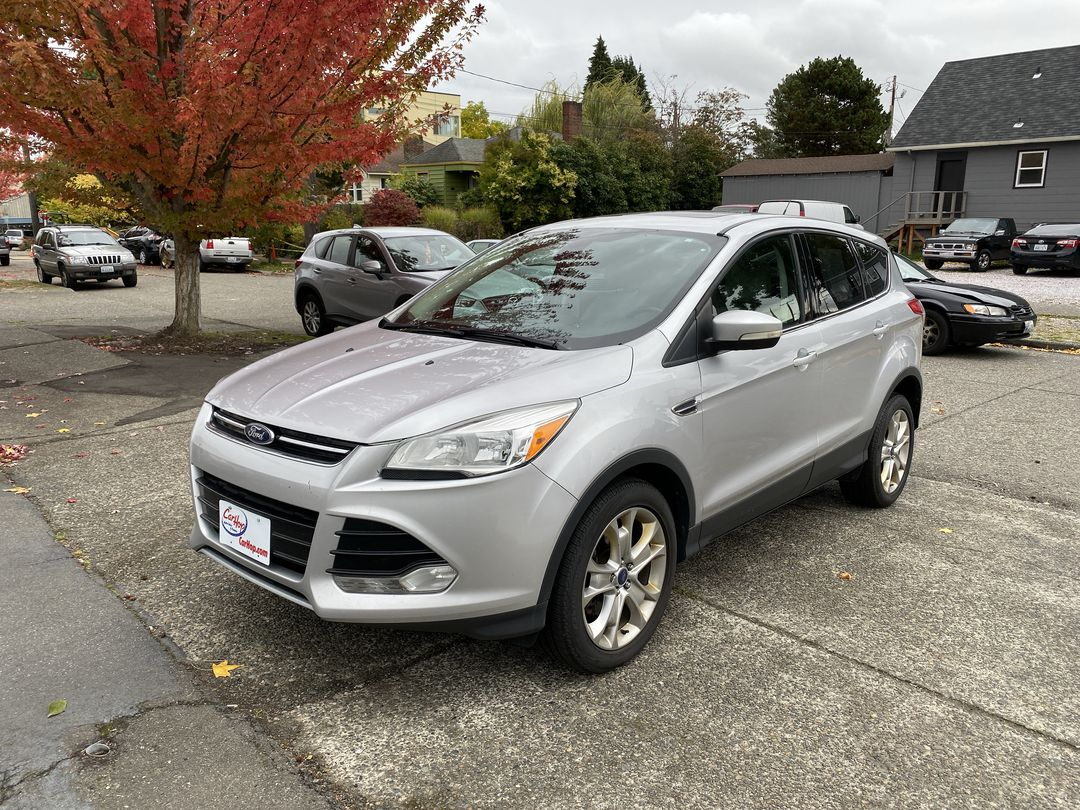 Pre-Owned 2013 FORD ESCAPE SEL Sport