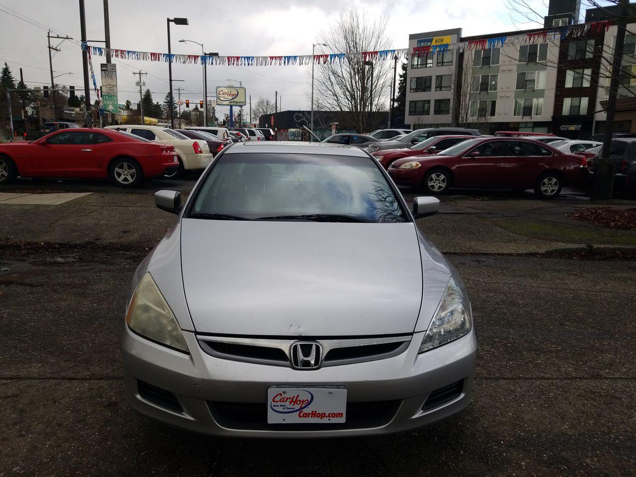 Pre-Owned 2006 Honda ACCORD EX-L Sedan
