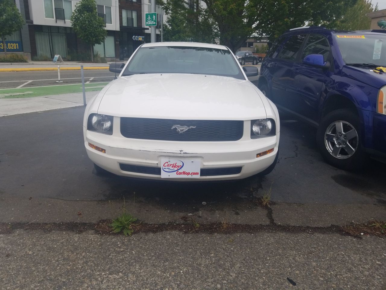 Pre-Owned 2007 FORD MUSTANG Deluxe Cou