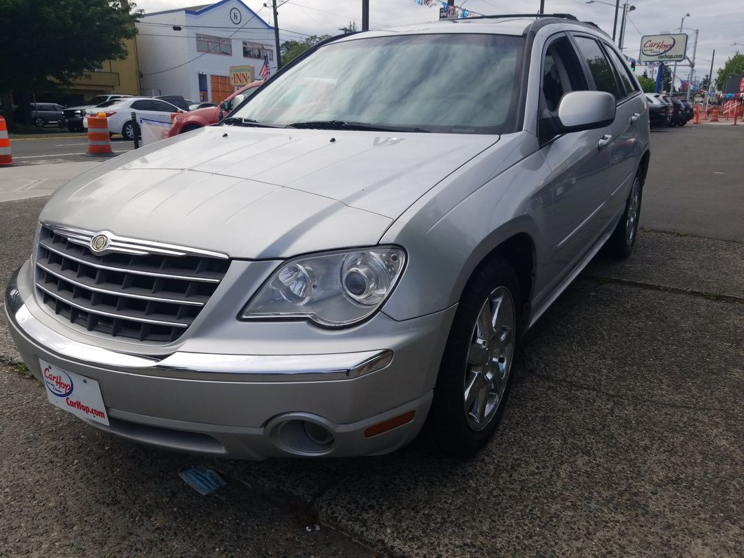 Pre-Owned 2007 CHRYSLER PACIFICA Limited Sp