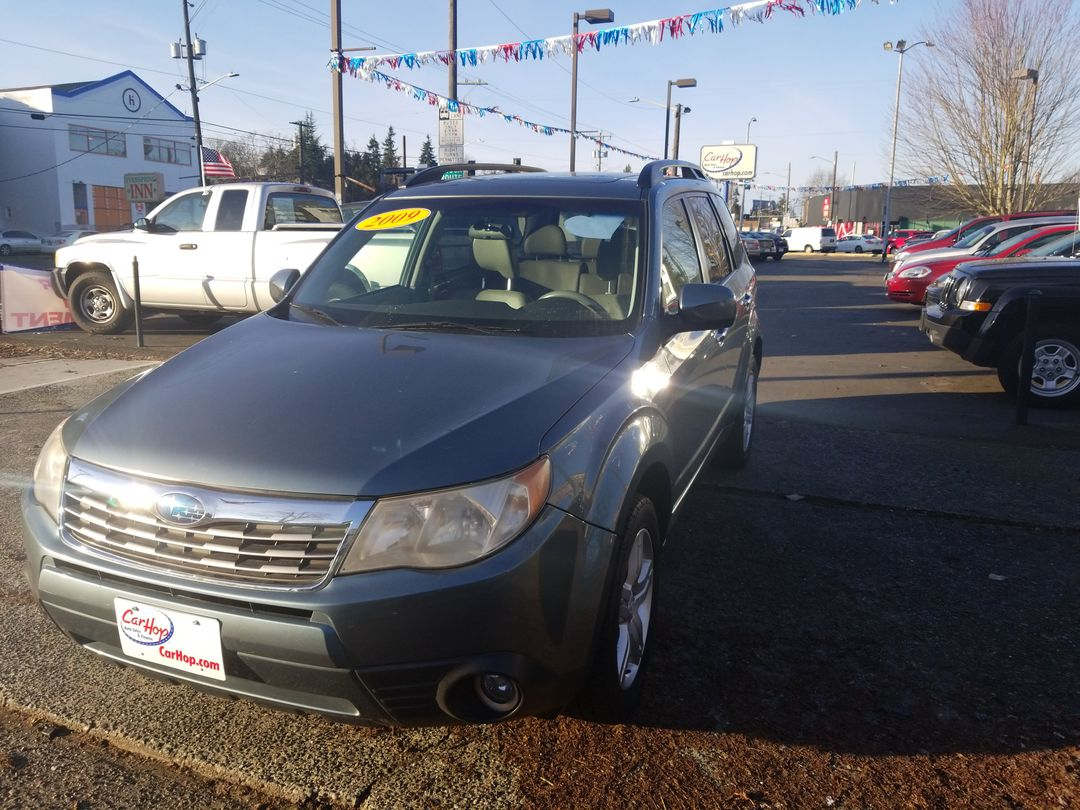 Pre-Owned 2009 SUBARU FORESTER 2.5 X L