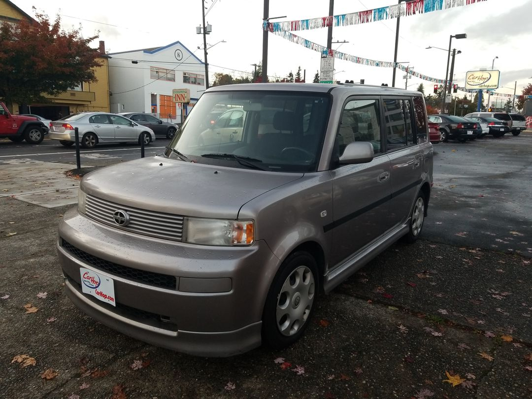Pre-Owned 2005 SCION XB Hatchback