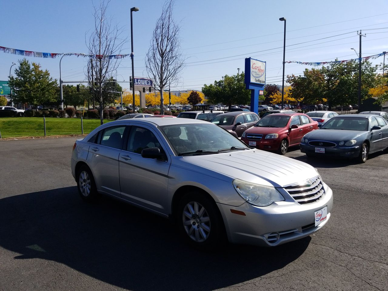 Pre-Owned 2009 CHRYSLER SEBRING LX SEDAN 4