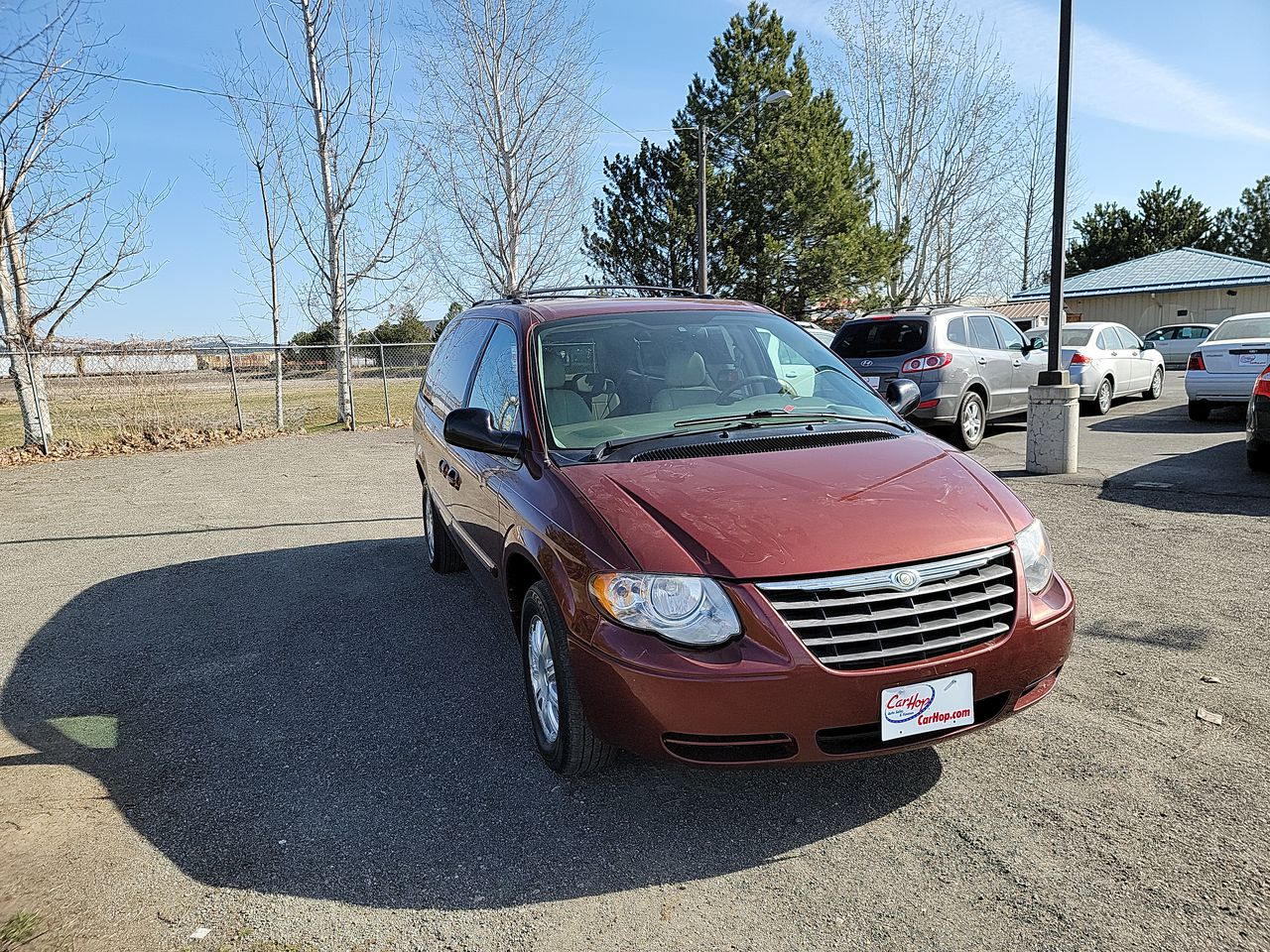 Pre-Owned 2007 CHRYSLER TOWN & COUNTRY Touring Mi