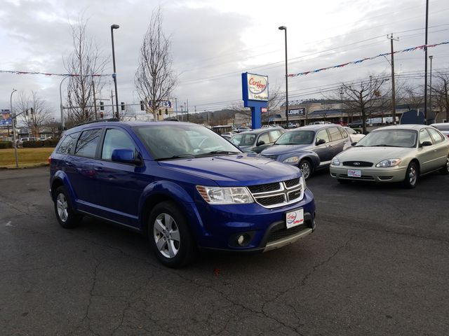 Pre-Owned 2012 DODGE JOURNEY SXT Sport