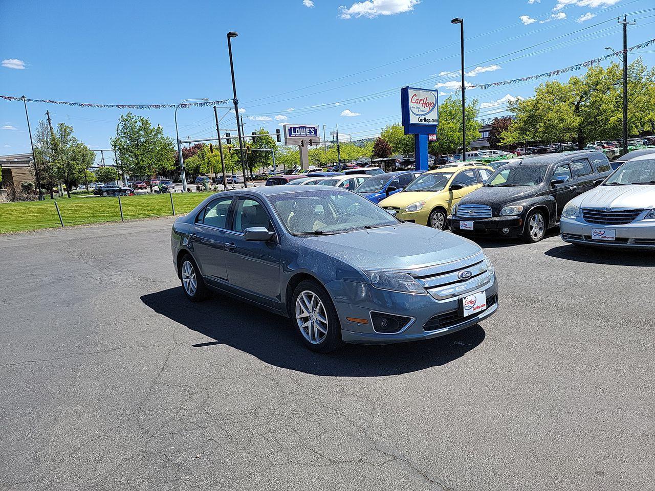 Pre-Owned 2012 FORD FUSION SEL Sedan