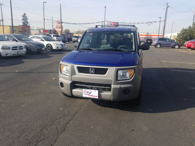 Pre-Owned 2004 Honda ELEMENT DX SPORT U