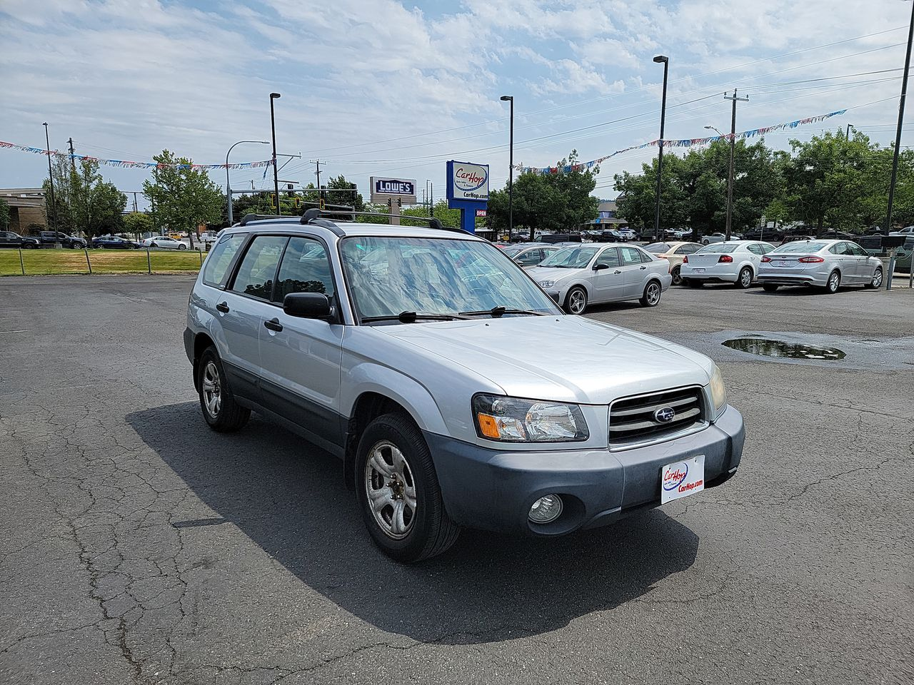 Pre-Owned 2004 SUBARU FORESTER X Sport Ut