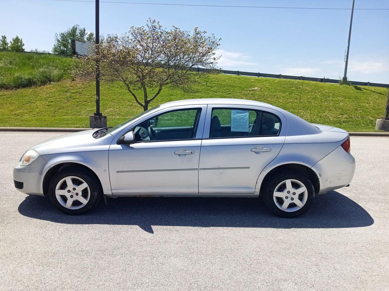 Pre-Owned 2007 CHEVROLET COBALT LT Sedan 4
