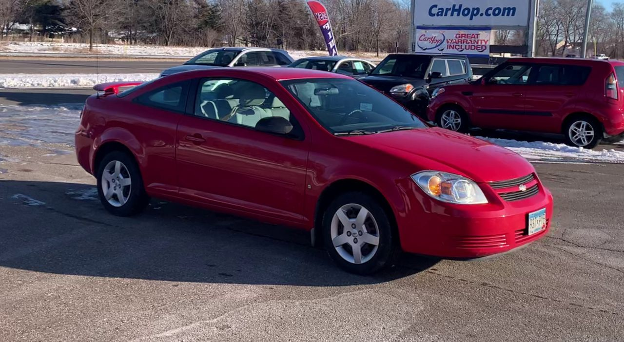 Pre-Owned 2008 CHEVROLET COBALT LS Coupe 2