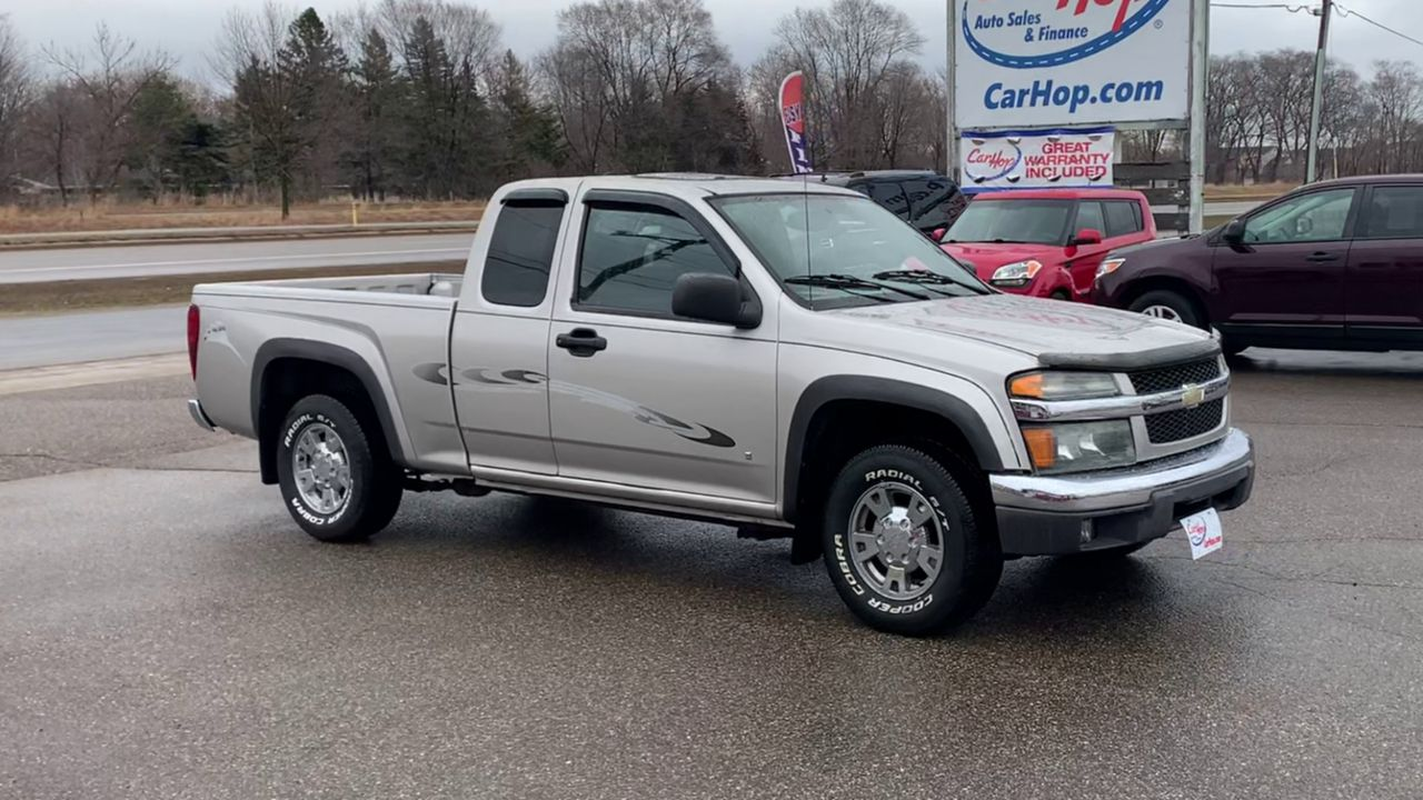 Pre-Owned 2007 CHEVROLET COLORADO LS Pickup