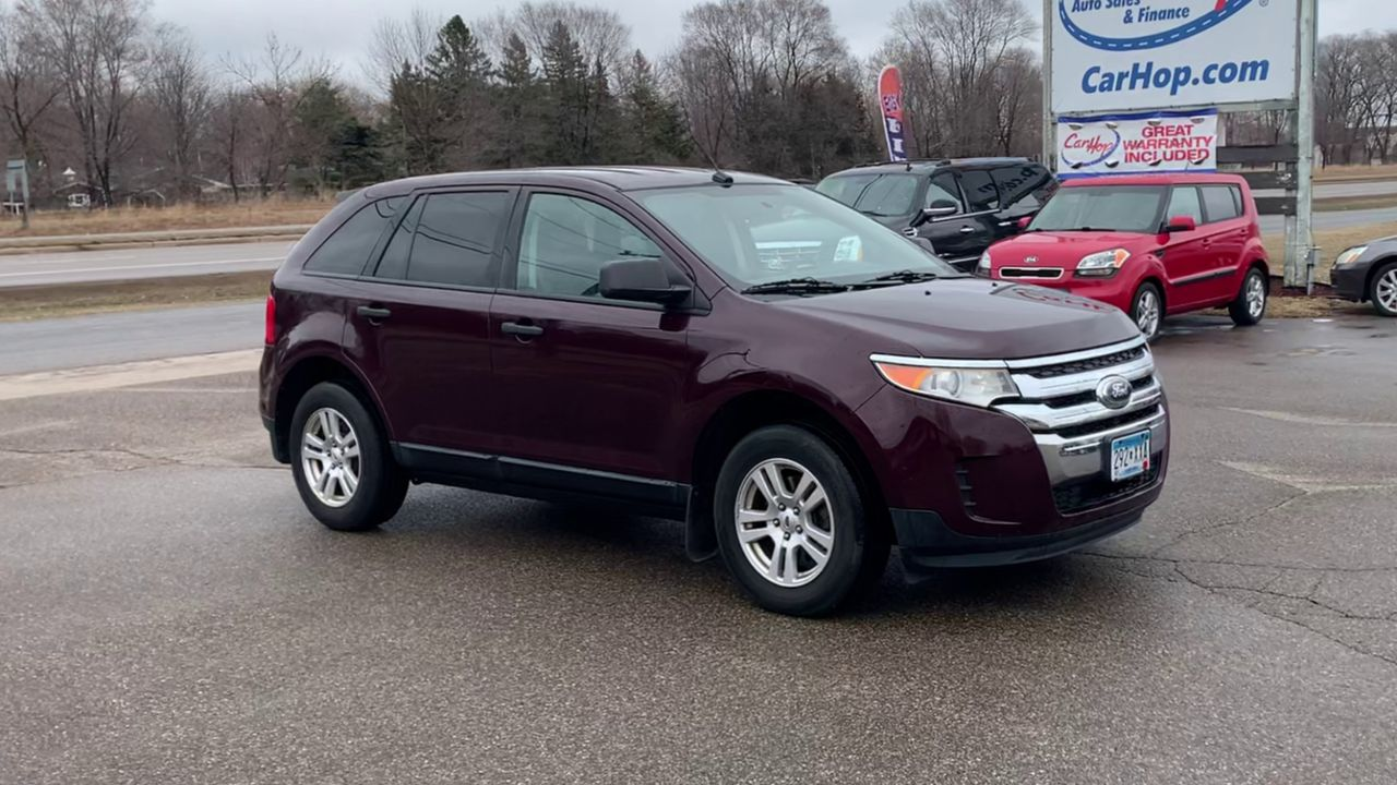 Pre-Owned 2011 FORD EDGE SE Sport U