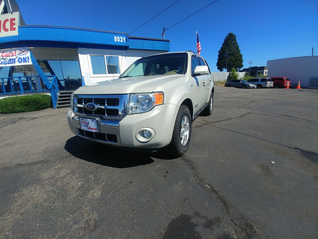 Pre-Owned 2008 FORD ESCAPE Limited Sp