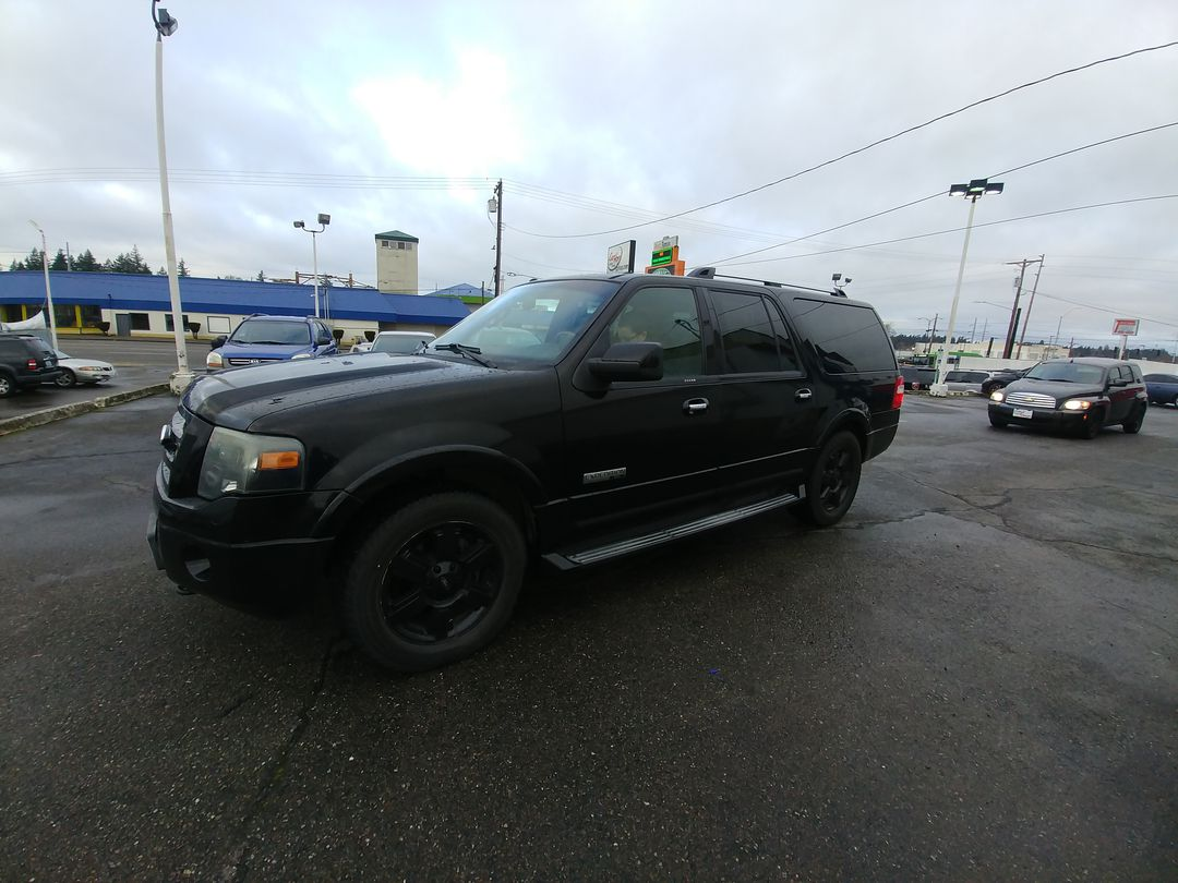 Pre-Owned 2007 FORD EXPEDITION Limited Sp