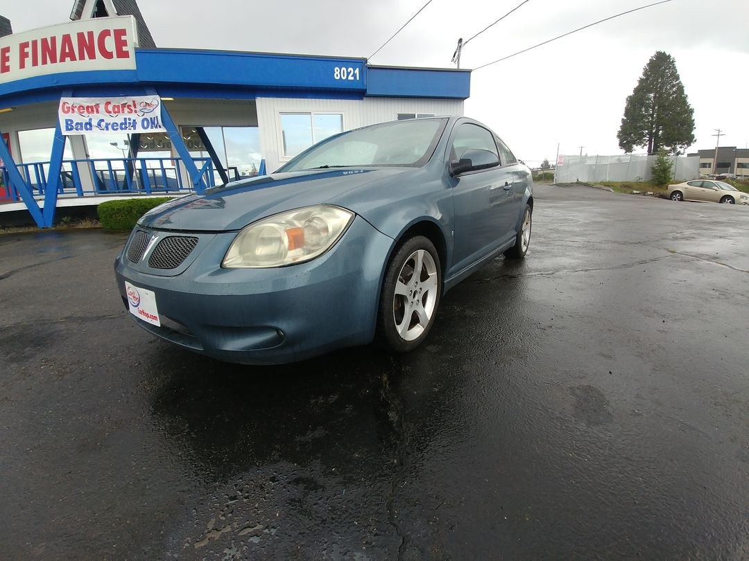 Pre-Owned 2007 PONTIAC G5 GT Coupe 2