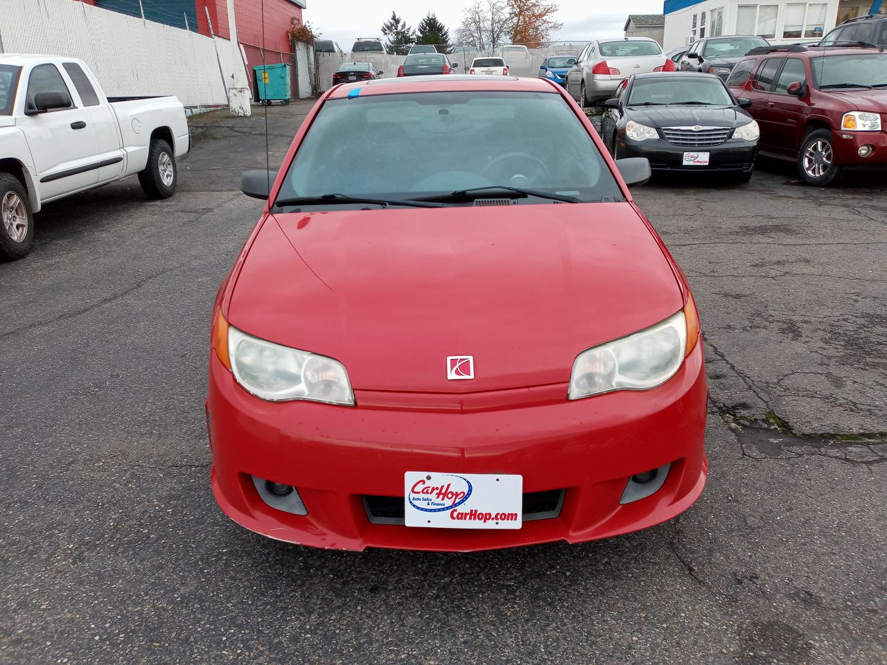 Pre-Owned 2007 SATURN ION RED LINE Q
