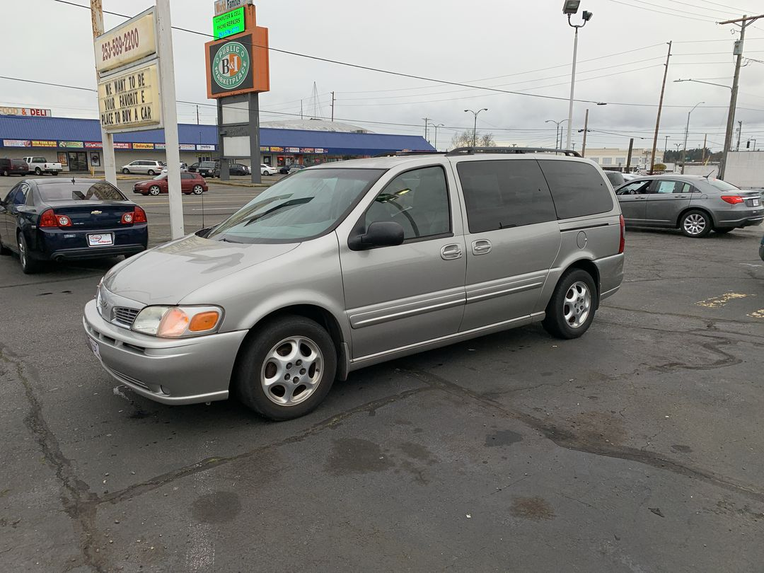 Pre-Owned 2004 OLDSMOBILE SILHOUETTE GLS Extend