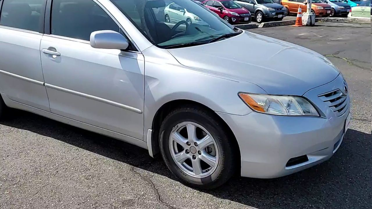 Pre-Owned 2008 TOYOTA CAMRY LE Sedan 4