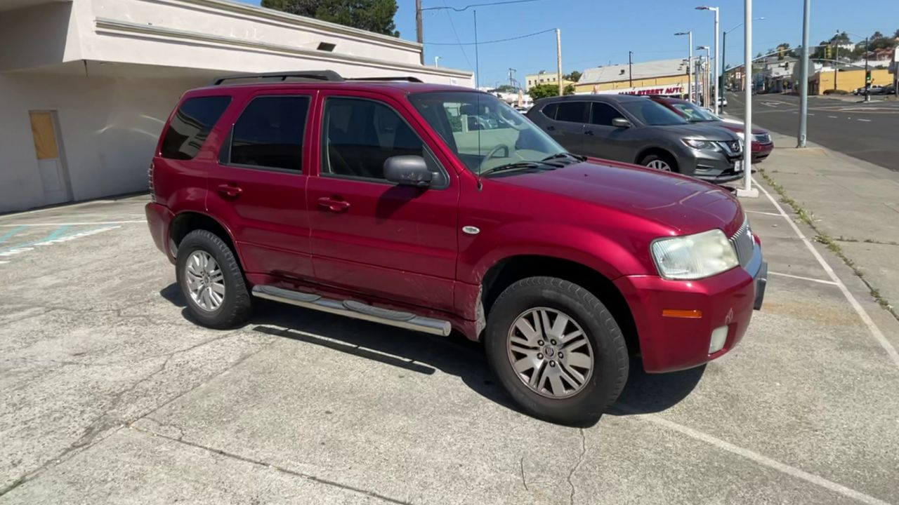Pre-Owned 2005 MERCURY MARINER Sport Util