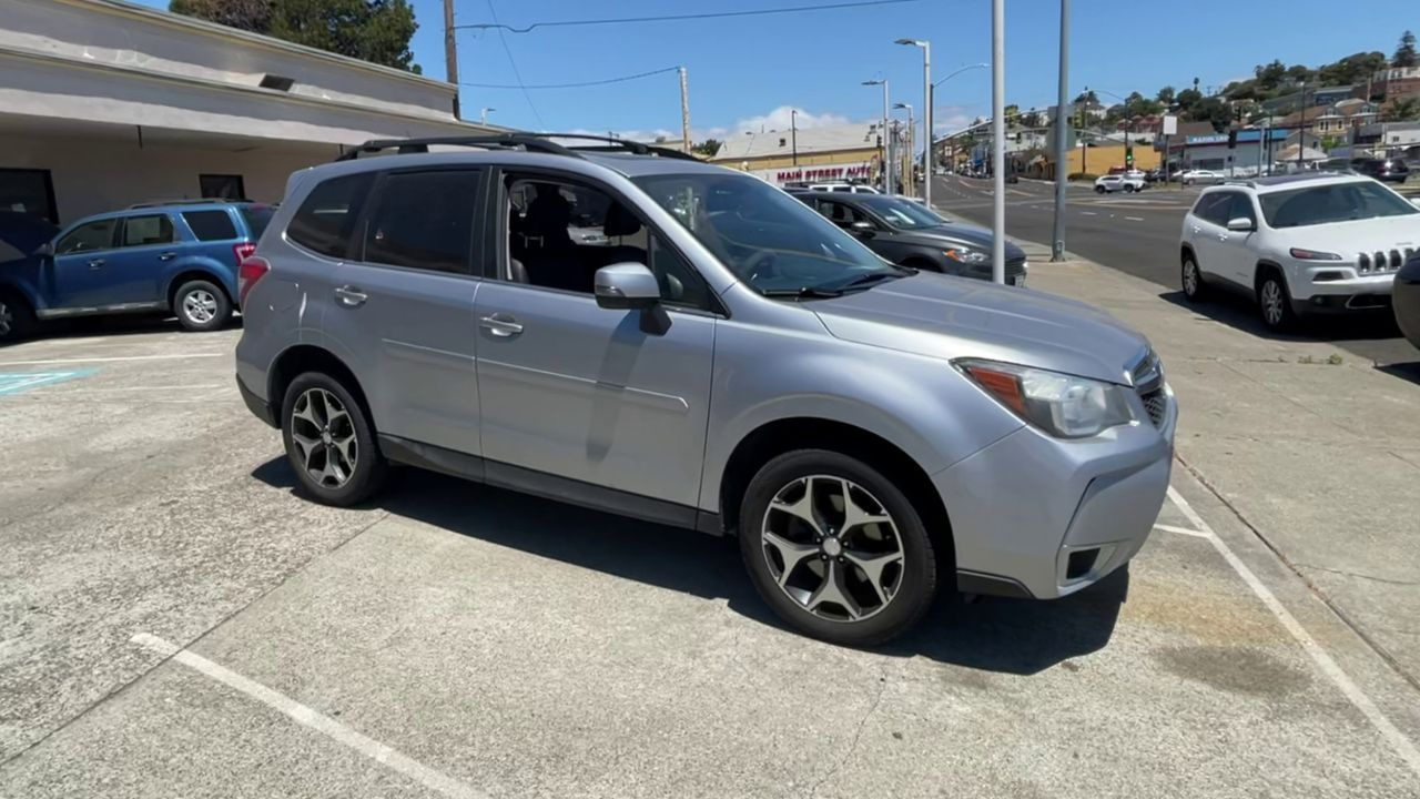 Pre-Owned 2014 SUBARU FORESTER 2.0XT Tour
