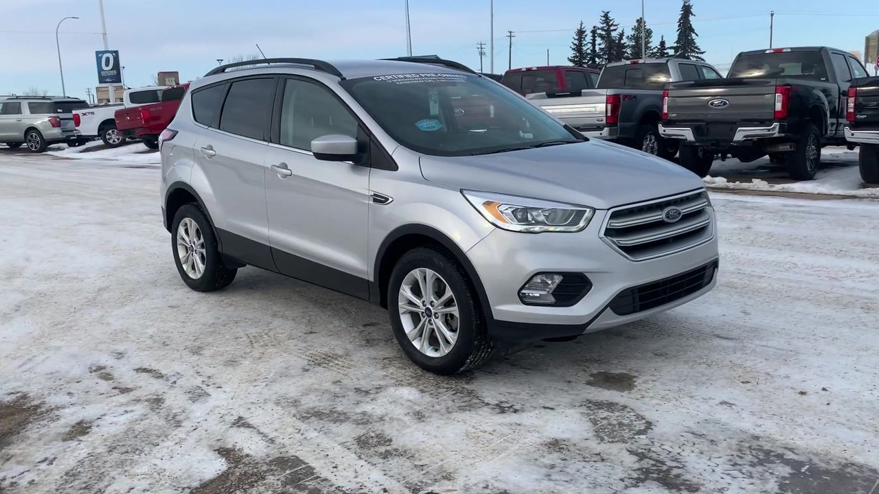 2017 Ford Escape 4 Door Sport Utility