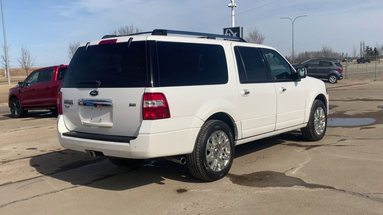 2012 Ford EXPEDITION EXPEDITION EL LIMITED