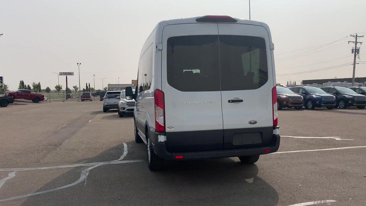 2018 Ford TRANSIT PASSENGER WAGON XL