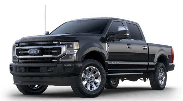 2021 Ford SuperDuty F-350 Platinum