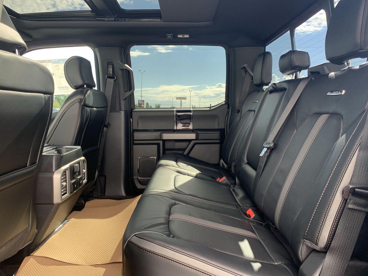2020 Ford SuperDuty F-350 Platinum