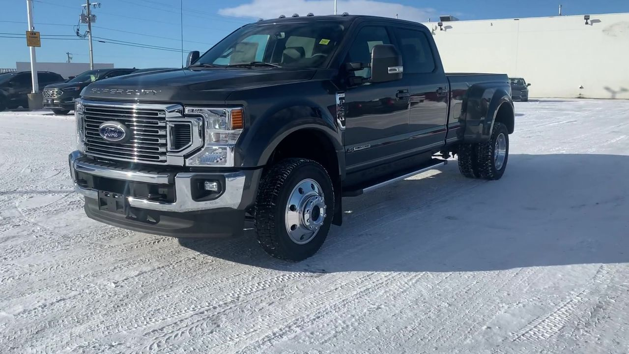2020 Ford SuperDuty F-450 LARIAT