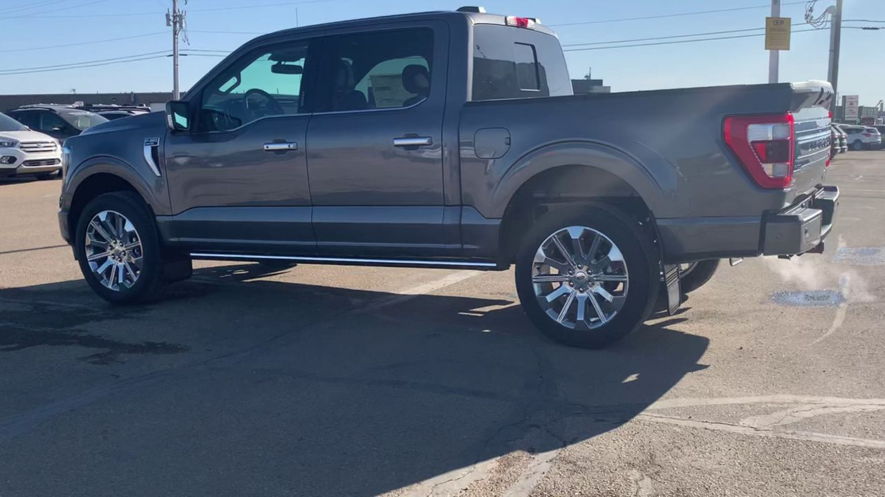 2021 Ford F-150 Limited