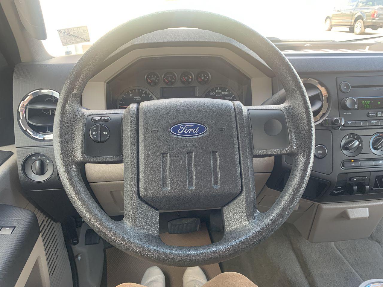 2008 Ford SUPER DUTY F-350 DRW XLT