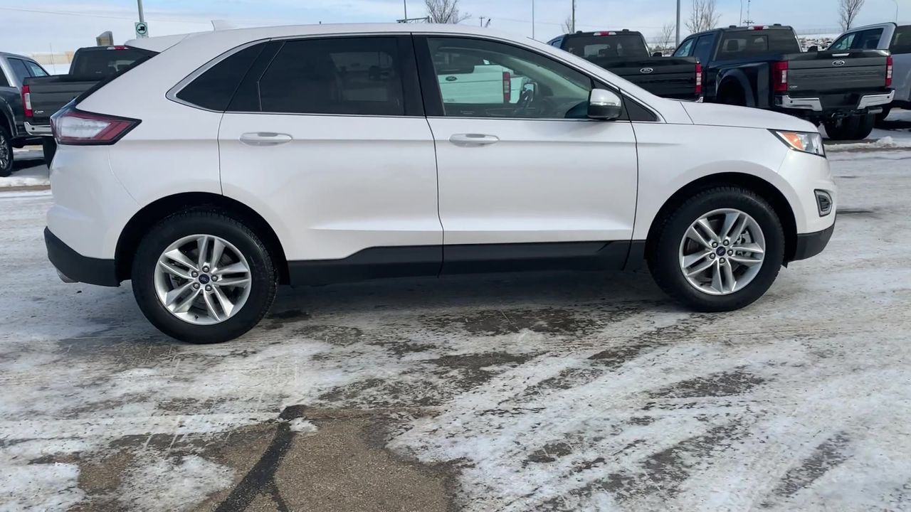 2017 Ford Edge 4 Door Sport Utility