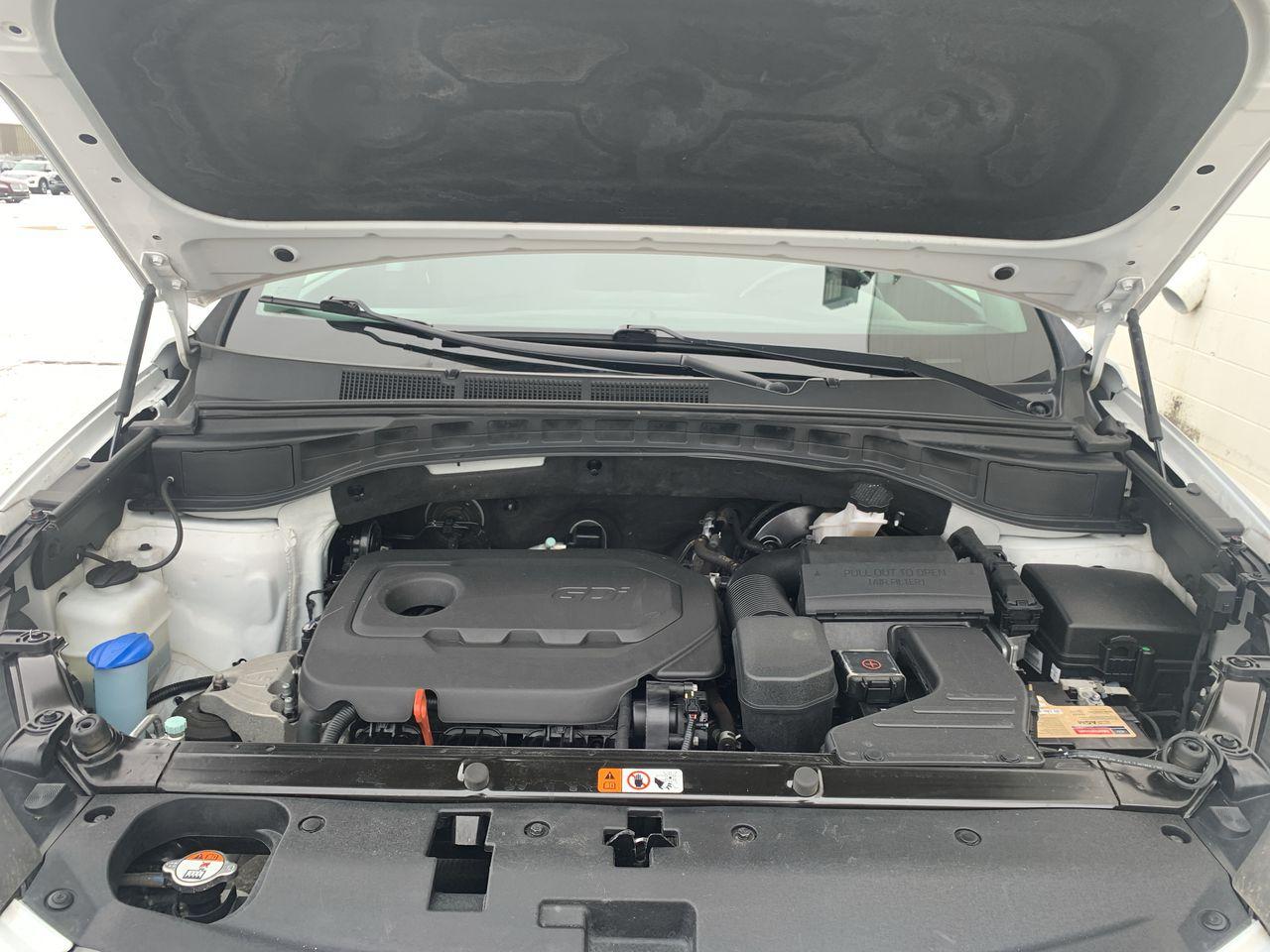 2017 Hyundai SANTA FE SPORT SE
