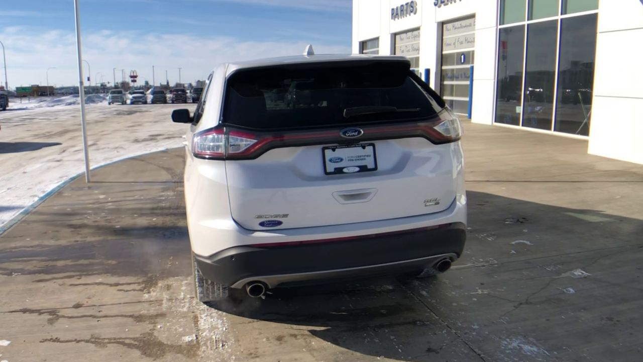 2018 Ford Edge SEL  - Certified