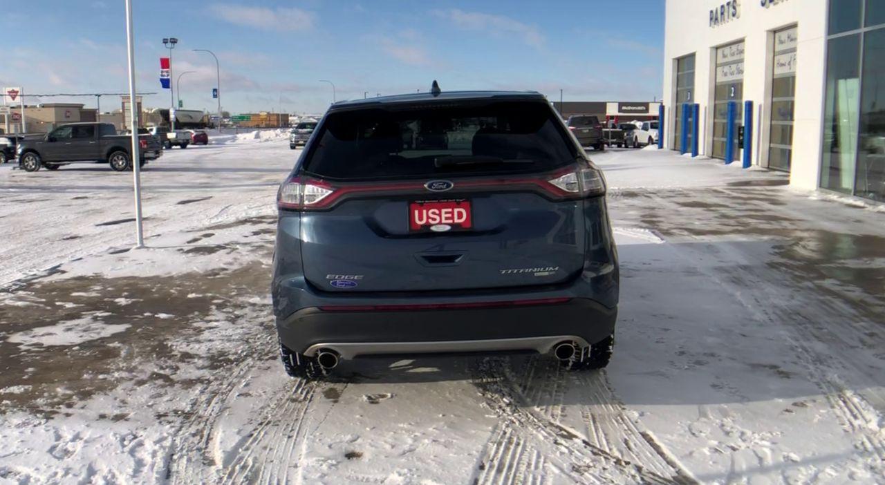 2018 Ford Edge Titanium  - Certified