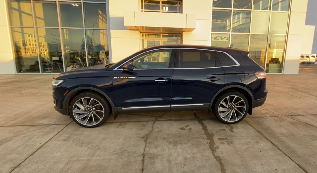2019 Lincoln Nautilus AWD Reserve  - Low Mileage