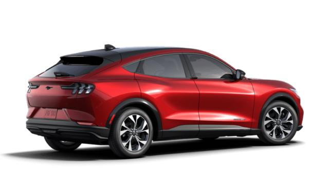 2021 Ford Mustang Mach-E 300A