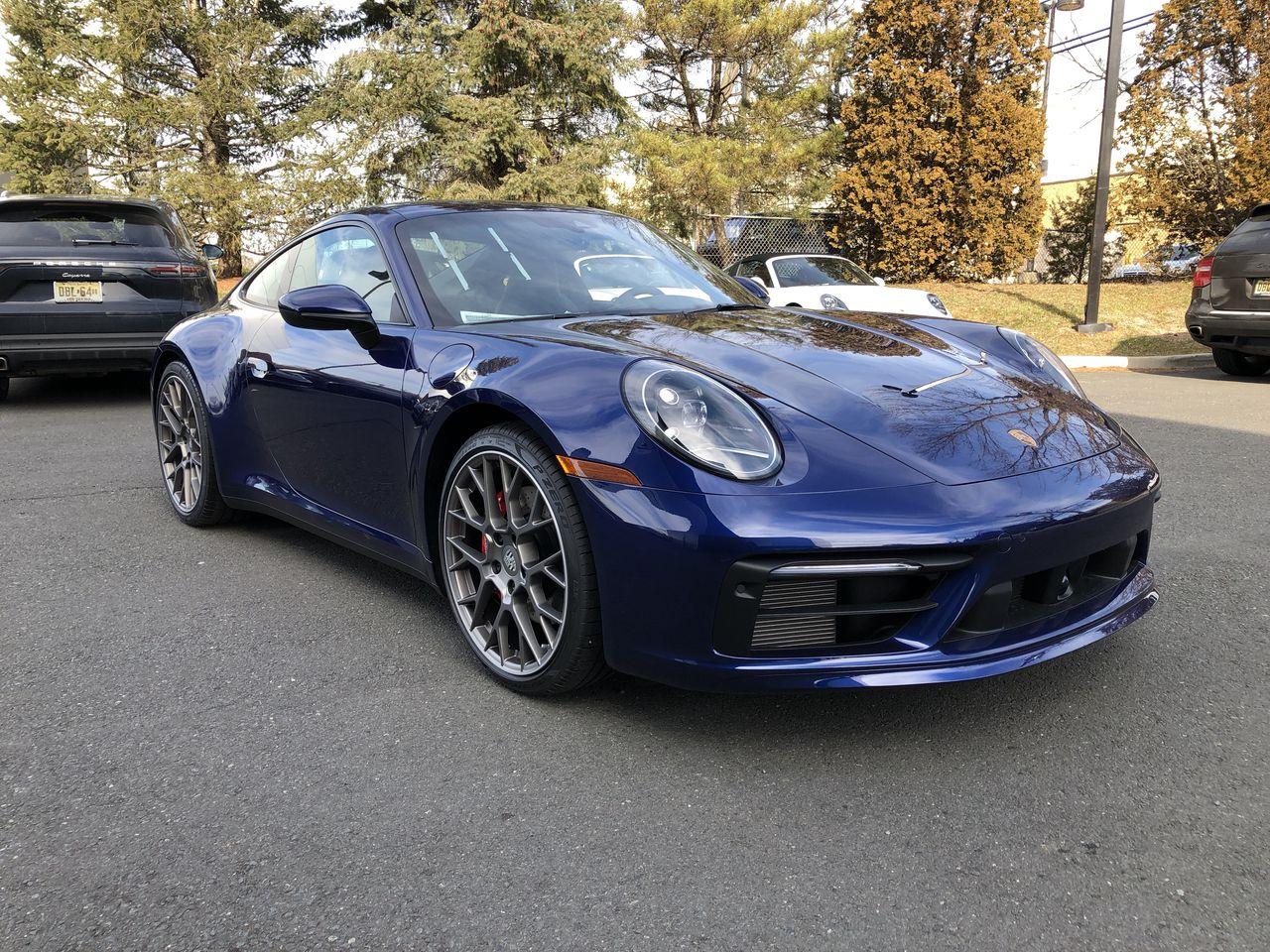 New 2020 Porsche 911 Carrera 4S