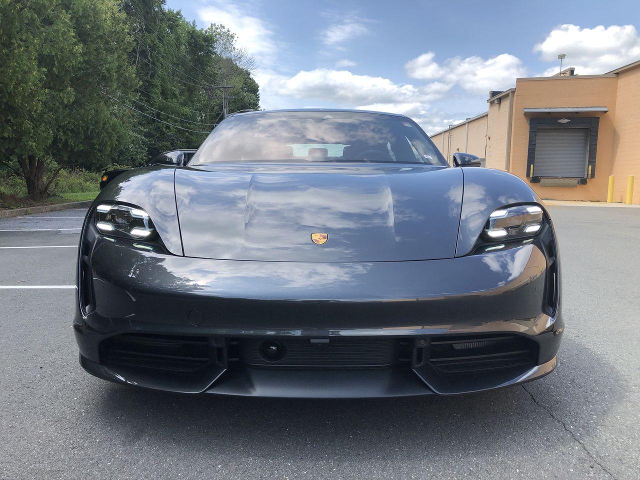 New 2020 Porsche Taycan Turbo