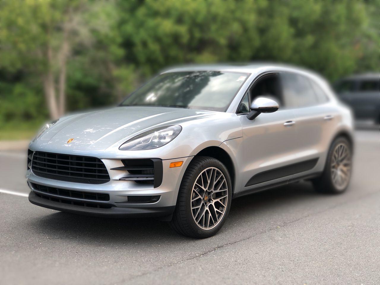 New 2020 Porsche Macan S
