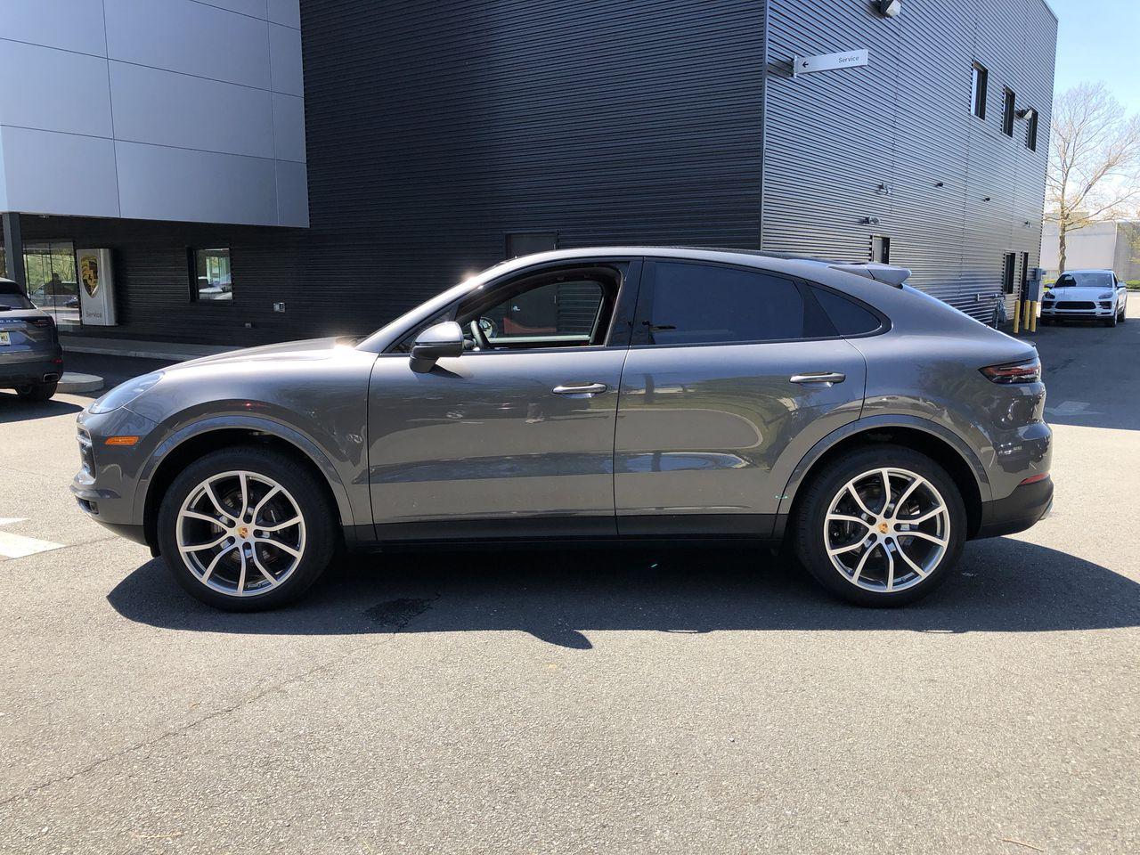 New 2020 Porsche Cayenne Coupe