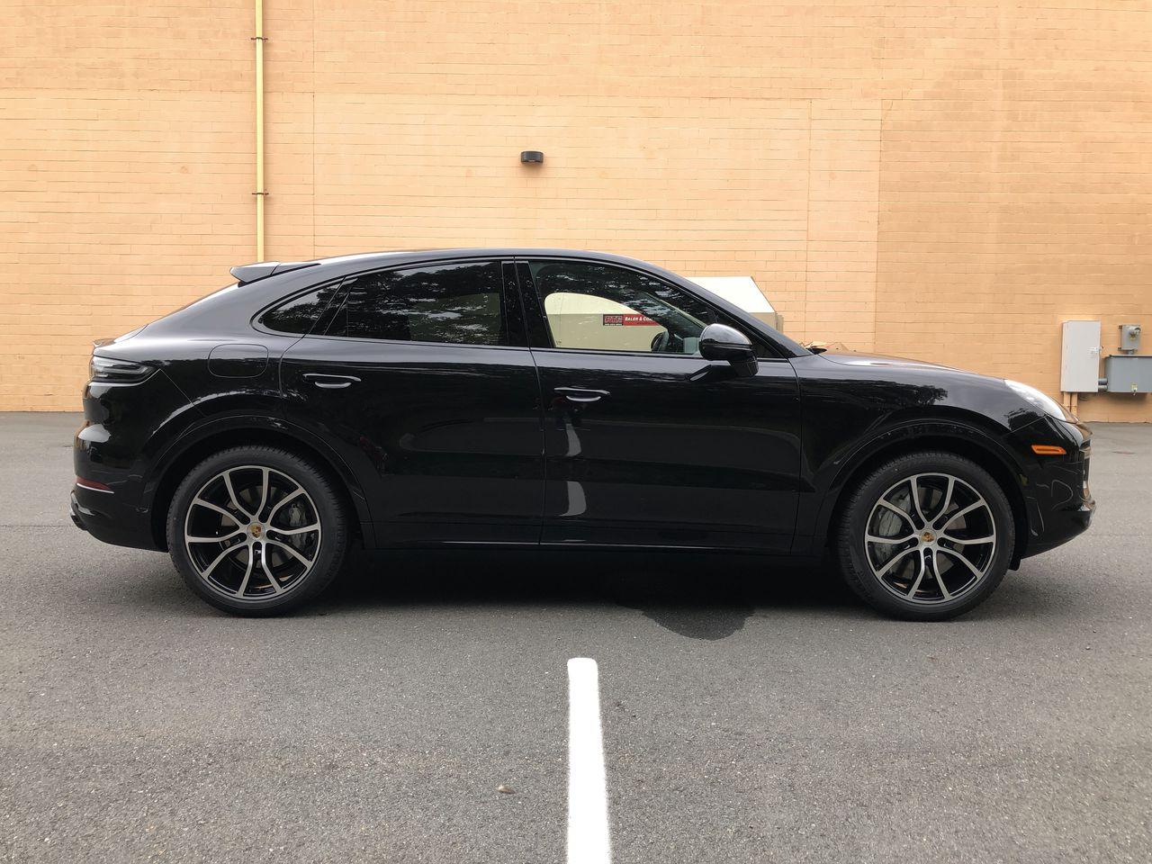 New 2020 Porsche Cayenne Turbo Coupe