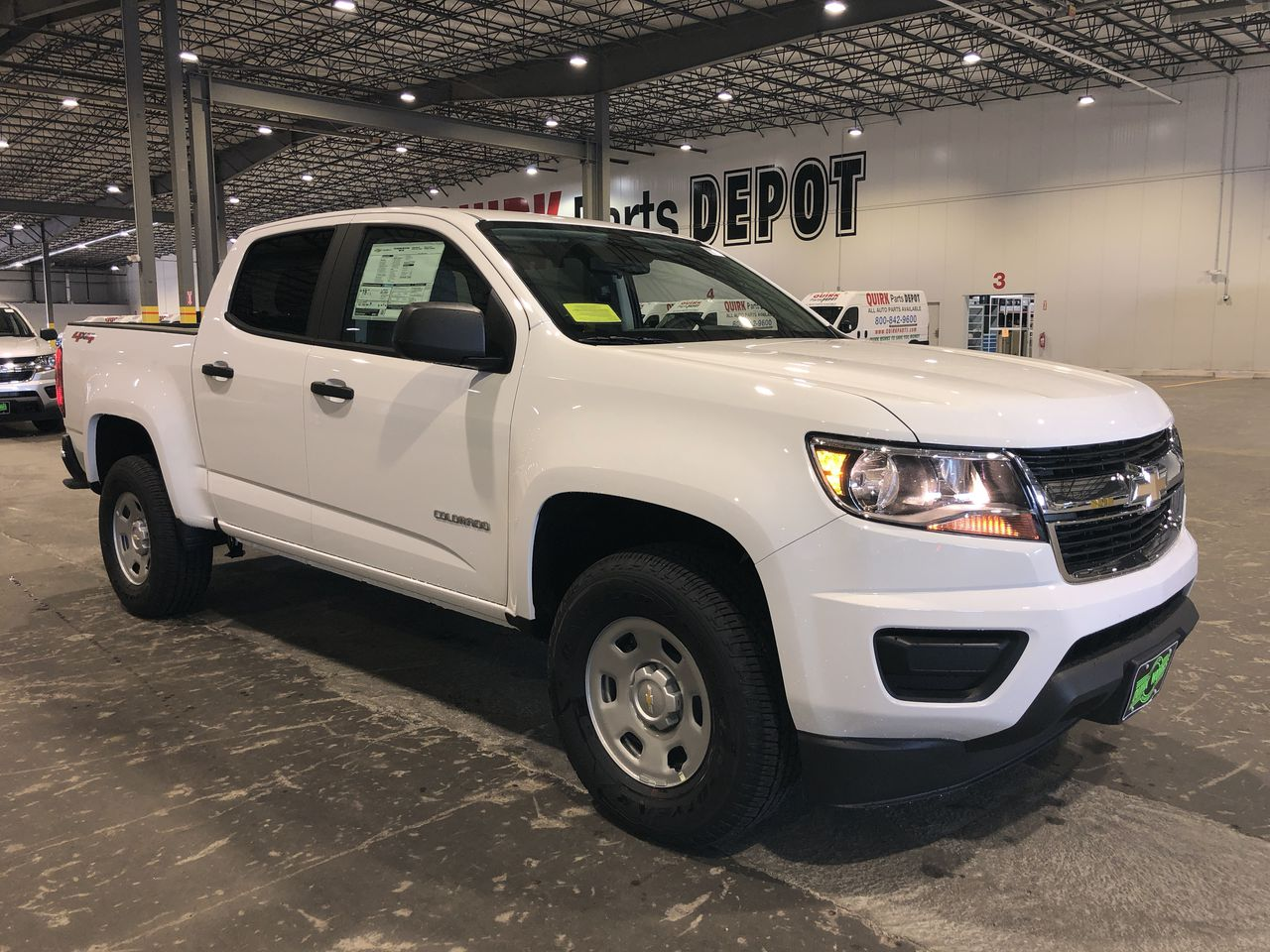 2020 Chevrolet Colorado Crew Cab 4x4, V6